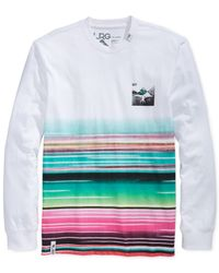 LRG | White The Journey Tree T-shirt for Men | Lyst