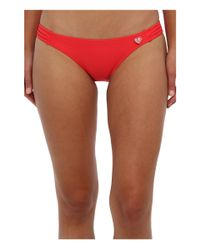 Body Glove - Red Smoothies Flirty Surf Rider Bottom - Lyst