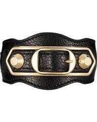 Balenciaga | Metallic Edge Bracelet | Lyst