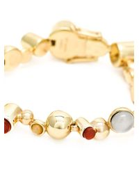 Eddie Borgo | Metallic Dome Composition Bracelet | Lyst