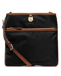 MICHAEL Michael Kors | Black Kempton Large Crossbody Bag | Lyst