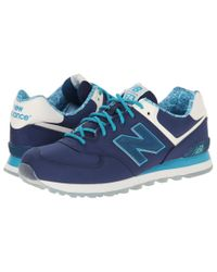New Balance | Blue Ml574 - Luau Collection for Men | Lyst