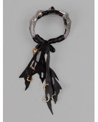 KD2024 - Black Aerofly Bracelet for Men - Lyst