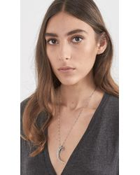 Pamela Love | Metallic Eagle Claw Pendant | Lyst