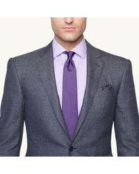 Ralph Lauren Black Label - Blue Pin Dot Anthony Suit for Men - Lyst