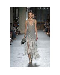 Proenza Schouler   Multicolor Fringe Dress   Lyst