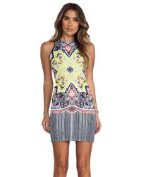 Clover Canyon - Multicolor Havana Paisley Dress in Yellow - Lyst