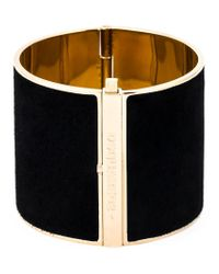 DSquared² | Black Contrasted Panel Cuff | Lyst