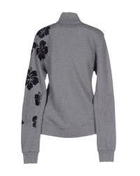 Hydrogen - Gray Sweatshirt - Lyst
