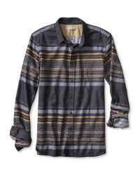 Banana Republic | Brown Heritage Blanket Stripe Shirt for Men | Lyst