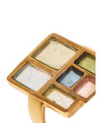 Pippa Small | Tourmaline & Yellow-Gold Ring | Lyst