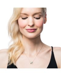 Lulu Frost - Multicolor Code 10kt 'to Thine Own Self Be True' Necklace - Lyst