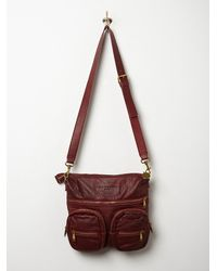 Liebeskind - Red Anny Leather Bag - Lyst