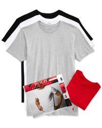 Polo Ralph Lauren | Black A Macy's Exclusive for Men | Lyst