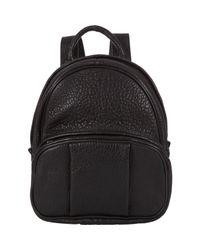 Alexander Wang | Black Dumbo Backpack | Lyst