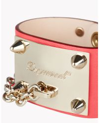 DSquared² - Pink Armlet - Lyst