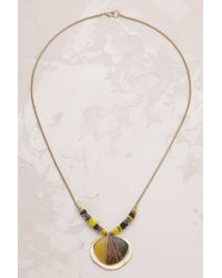 Blank NYC | Metallic Fantasia Necklace | Lyst