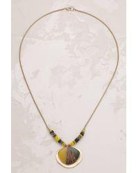 Blank | Metallic Fantasia Necklace | Lyst