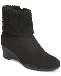 Aerosoles - Black Factory Cold Weather Boots - Lyst