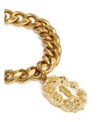 Lulu Frost - Metallic Victorian Plaza Bracelet #1 - Lyst