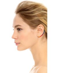 Gemma Redux | Multicolor Splatter Earring Set - Splatter/Rainbow | Lyst