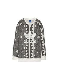 Adidas - Black Sweater W - Lyst