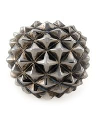 Stephen Webster | Metallic Dome Ring | Lyst