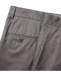 Onassis Clothing | Gray Relaxed Donegal Pant for Men | Lyst