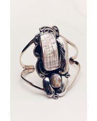 Natalie B. Jewelry | Black Large Two Raven Bracelet | Lyst