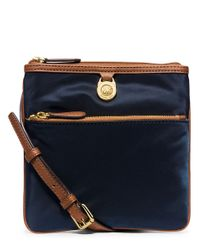 MICHAEL Michael Kors | Blue Kempton Small Crossbody Bag | Lyst