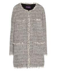 Violeta by Mango - Black Beads Ethnic Jacket - Lyst