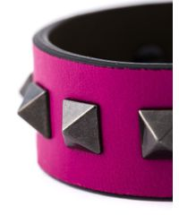 Valentino   Green 'rockstud' Bracelet for Men   Lyst