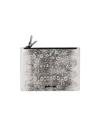 Helmut Lang - White Pouch - Lyst