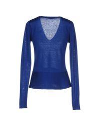 Schumacher - Blue Sweater - Lyst