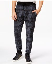 American Rag | Gray Olympia Jogger Pants for Men | Lyst