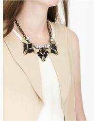 BaubleBar | Metallic Lady Tortoise Bib | Lyst