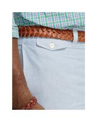 Ralph Lauren | Blue Classic-fit Oxford Short for Men | Lyst
