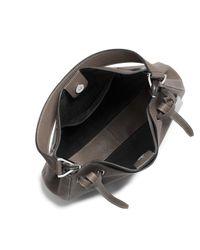 Michael Kors - Gray Rogers Large Shoulder Bag - Lyst