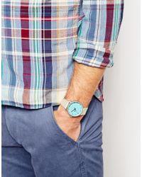 Tsovet - Brown Canvas Strap Watch for Men - Lyst