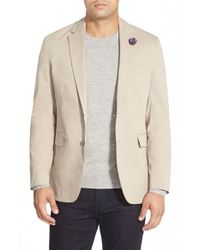 Robert Graham | Natural 'gasper' Woven Blazer for Men | Lyst