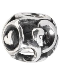 Trollbeads | Metallic First Signs Sterling Silver Charm | Lyst