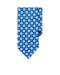 Mens Medallion-Print Silk Satin Necktie Barneys New York S4eW3w6jwd