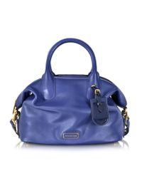 Marc By Marc Jacobs - Blue Legend Large Leather Handbag - Lyst