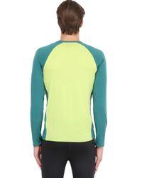 Patagonia | Green Capilene Lightweight Running T-shirt | Lyst