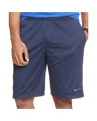 Nike - Blue Drifit Monster Mesh Shorts for Men - Lyst