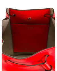 Anya Hindmarch - Red 'vaughan' Cross-body Bag - Lyst