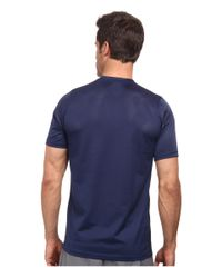 Nike - Blue Academy S/s Training Top 1 for Men - Lyst