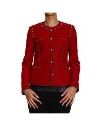 De'Hart - Red Women's Blazer - Lyst