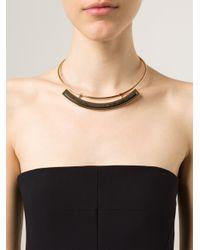 Lizzie Fortunato   Metallic 'polanco' Necklace   Lyst