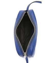 Marc By Marc Jacobs - Sally With Chain Cross Body Bag - True Blue - Lyst